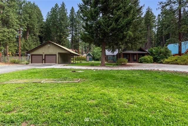 21313 Stetson Road, Leavenworth, WA 98826 (#1821374) :: Franklin Home Team