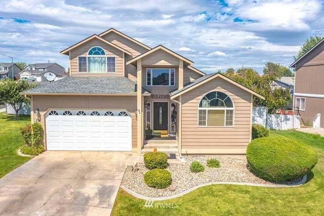 718 W Windrose Drive, Moses Lake, WA 98837 (#1821654) :: Keller Williams Realty
