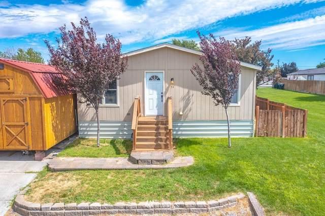 900 N Grape Drive #54, Moses Lake, WA 98837 (MLS #1821709) :: Nick McLean Real Estate Group
