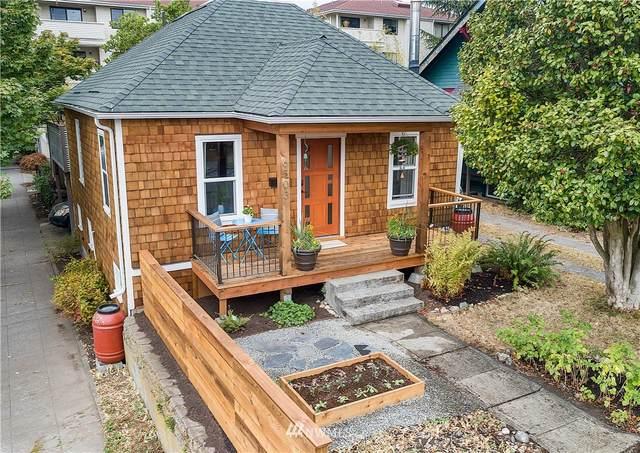 6503 Jones Avenue NW, Seattle, WA 98117 (#1821735) :: Ben Kinney Real Estate Team