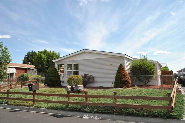 360 6th Avenue SE, Ephrata, WA 98823 (MLS #1822066) :: Nick McLean Real Estate Group