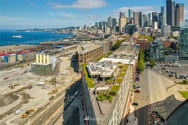 590 1st Avenue S #1016, Seattle, WA 98104 (#1822301) :: Pacific Partners @ Greene Realty