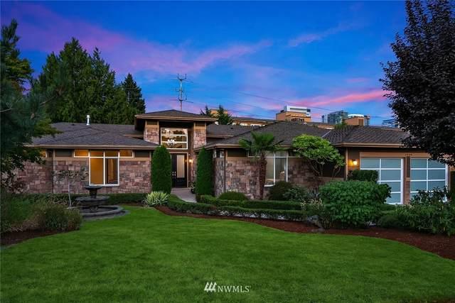 1038 Belfair Road, Bellevue, WA 98004 (#1822351) :: The Shiflett Group