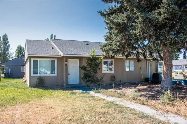 813 815 Cannon Lane, Moses Lake, WA 98837 (MLS #1822431) :: Reuben Bray Homes