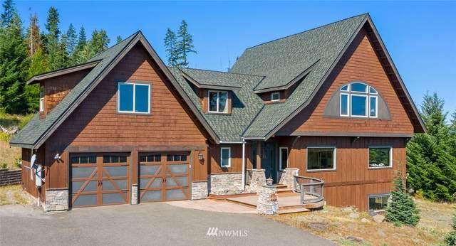 191 Whisper Creek Drive, Cle Elum, WA 98922 (MLS #1822572) :: Nick McLean Real Estate Group