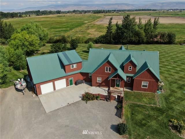 281 Lone Willow Ln, Ellensburg, WA 98926 (MLS #1822610) :: Nick McLean Real Estate Group