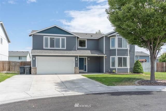 1849 Jason Court, Moses Lake, WA 98837 (#1822722) :: McAuley Homes