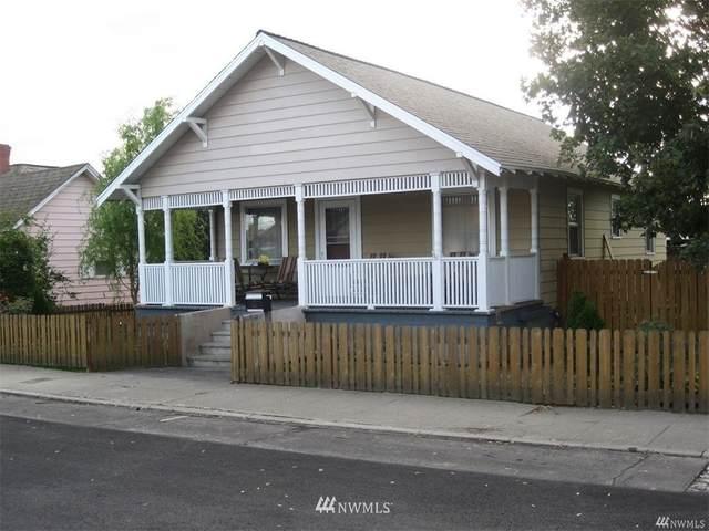 319 W Main Avenue, Ritzville, WA 99169 (#1822883) :: Keller Williams Western Realty