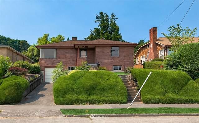 2807 21st Avenue W, Seattle, WA 98199 (#1822942) :: Provost Team | Coldwell Banker Walla Walla