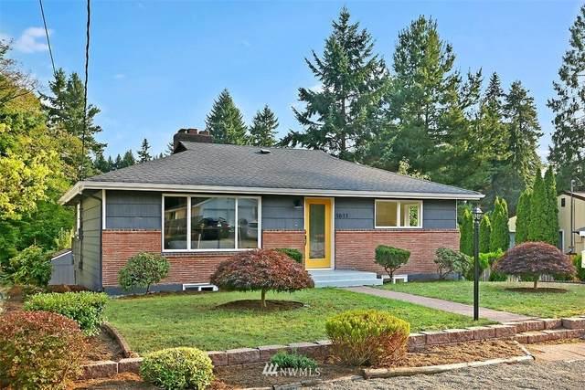 1611 NE 169th Street, Shoreline, WA 98155 (#1823157) :: Ben Kinney Real Estate Team