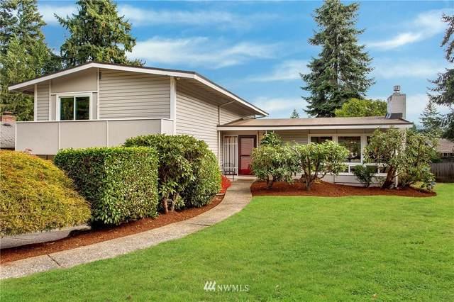 16629 SE 27th Street, Bellevue, WA 98008 (#1823284) :: Pacific Partners @ Greene Realty