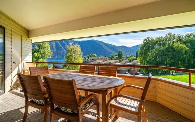 1 503-A Halmalka Highlands, Manson, WA 98831 (MLS #1823490) :: Nick McLean Real Estate Group