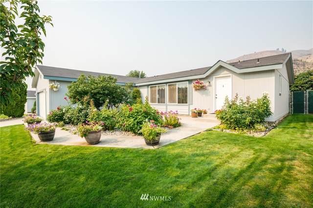 14616 Diamond Avenue, Entiat, WA 98822 (MLS #1823579) :: Nick McLean Real Estate Group