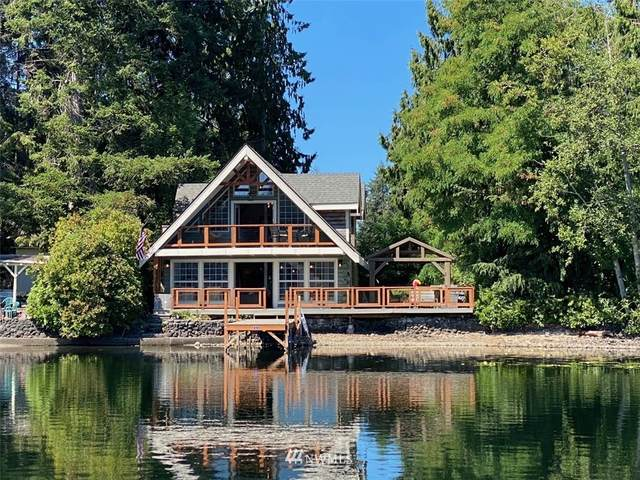 1234 Lake Sawyer Island, Black Diamond, WA 98010 (#1823782) :: The Snow Group
