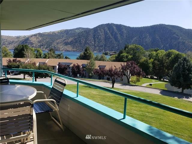 1 Lodge 618-D, Manson, WA 98816 (MLS #1824105) :: Nick McLean Real Estate Group
