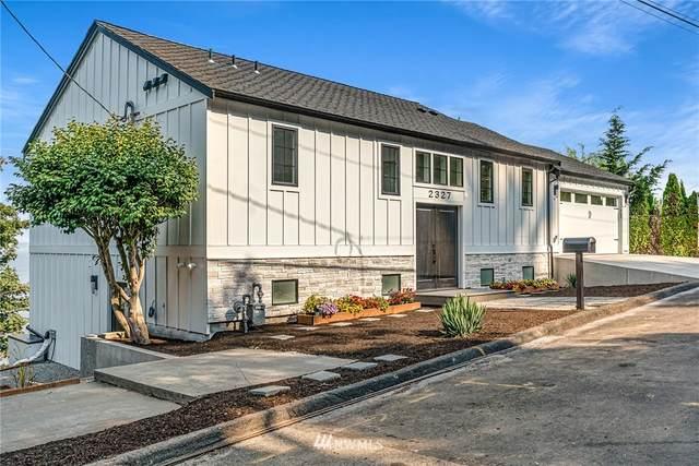 2327 Hughes Avenue SW, Seattle, WA 98116 (#1824272) :: Simmi Real Estate