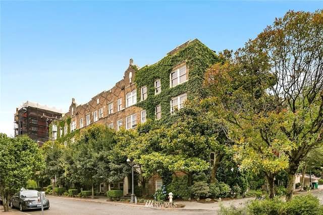 400 Boylston Avenue E #110, Seattle, WA 98102 (MLS #1824396) :: Reuben Bray Homes