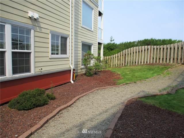1600 W Ocean Avenue #919, Westport, WA 98595 (#1824606) :: Pacific Partners @ Greene Realty