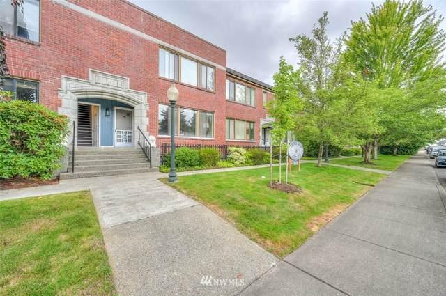 2120 Highland Avenue #202, Everett, WA 98201 (#1824834) :: Franklin Home Team