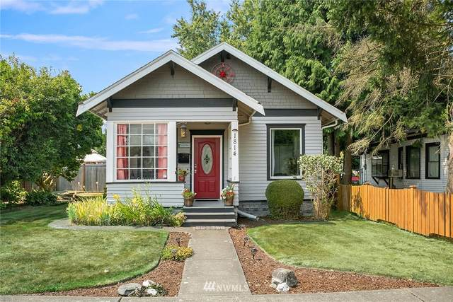 1814 Virginia Avenue, Everett, WA 98201 (#1825278) :: The Kendra Todd Group at Keller Williams