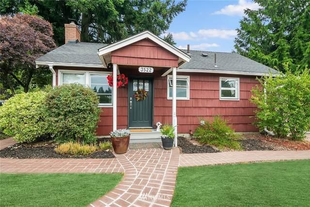 3522 SW Barton Street, Seattle, WA 98126 (#1825287) :: Pacific Partners @ Greene Realty