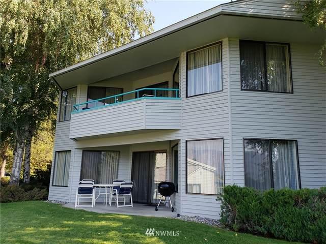 1 Lodge 617-N, Manson, WA 98831 (MLS #1825484) :: Nick McLean Real Estate Group