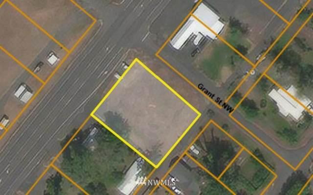 205 W Hwy 28, Soap Lake, WA 98851 (MLS #1825491) :: Nick McLean Real Estate Group