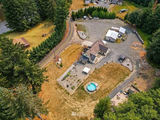537 Agren Road, Castle Rock, WA 98611 (#1825572) :: Pacific Partners @ Greene Realty