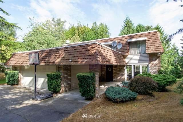 1493 Atterberry Road, Sequim, WA 98382 (#1825613) :: Ben Kinney Real Estate Team