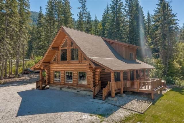 158 Big Pine Dr, Leavenworth, WA 98826 (#1825700) :: The Kendra Todd Group at Keller Williams