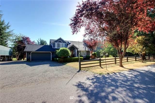 12101 193rd Avenue E, Bonney Lake, WA 98391 (#1826197) :: Better Properties Lacey