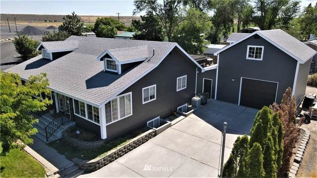 10469 Northern Avenue NE, Coulee City, WA 99115 (MLS #1826291) :: Nick McLean Real Estate Group