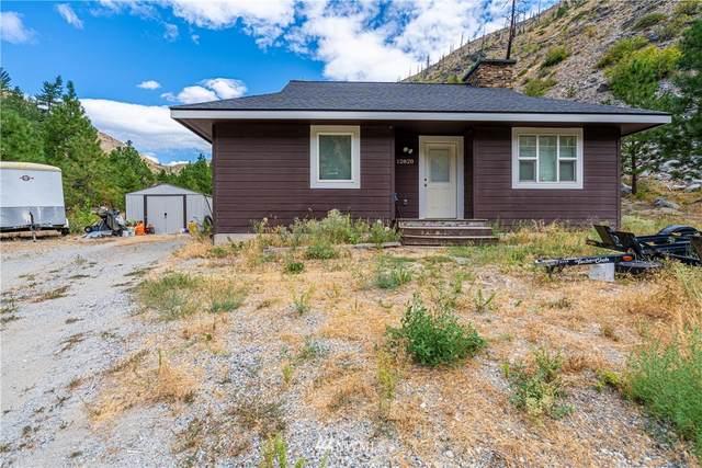 12820 Entiat River Rd., Entiat, WA 98822 (MLS #1826441) :: Nick McLean Real Estate Group