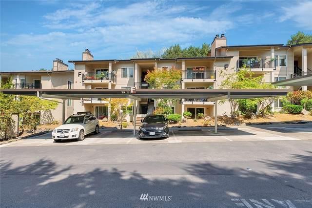 13620 NE 7th Street F2, Bellevue, WA 98005 (#1826475) :: The Shiflett Group