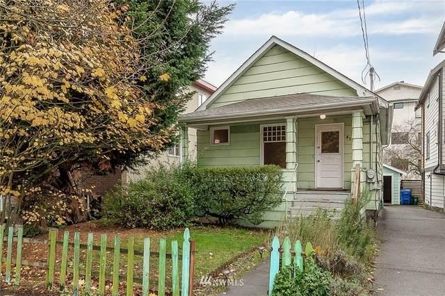419 N 46th Street, Seattle, WA 98103 (#1826614) :: Northern Key Team
