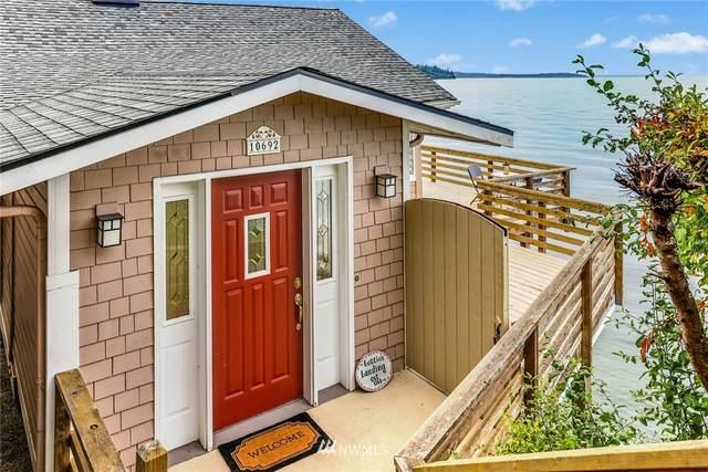 10692 NE Gertie Johnson Road, Bainbridge Island, WA 98110 (MLS #1826784) :: Reuben Bray Homes