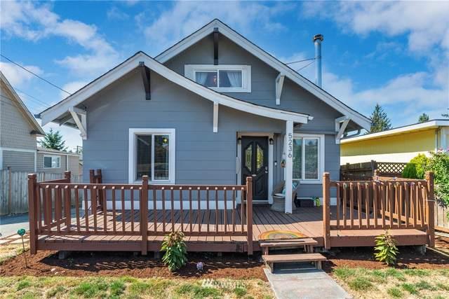 5236 S L Street, Tacoma, WA 98408 (#1826892) :: NW Homeseekers