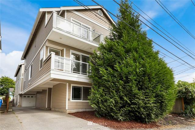 6331 42nd Avenue SW B, Seattle, WA 98136 (#1826950) :: Pacific Partners @ Greene Realty