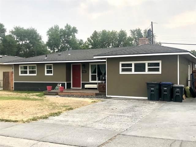 811 S Evergreen, Moses Lake, WA 98837 (MLS #1827072) :: Nick McLean Real Estate Group