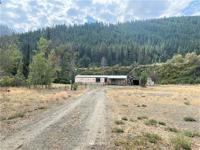 75 Poorman Creek Road, Twisp, WA 98856 (#1827324) :: Pacific Partners @ Greene Realty