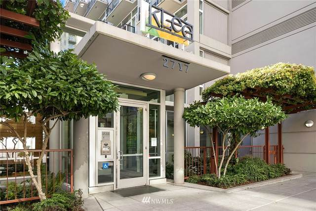 2717 Western Avenue #5018, Seattle, WA 98121 (#1827349) :: Franklin Home Team