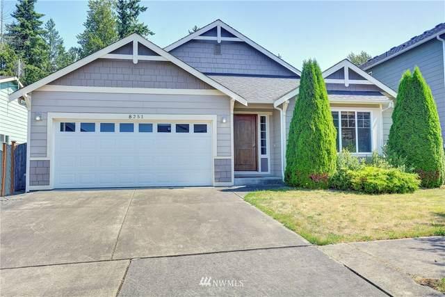 8251 86th Avenue NE, Marysville, WA 98270 (#1827468) :: Better Properties Real Estate