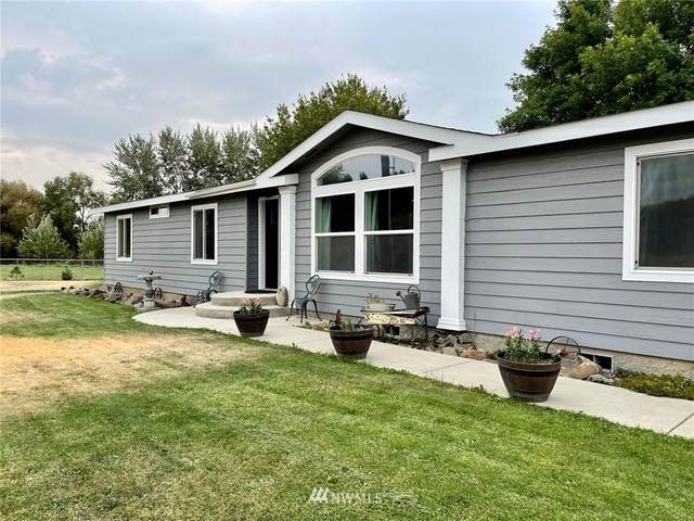 10021 N Thorp Highway, Thorp, WA 98946 (MLS #1827489) :: Nick McLean Real Estate Group