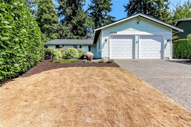 33206 30th Avenue SW, Federal Way, WA 98023 (#1827523) :: Pacific Partners @ Greene Realty