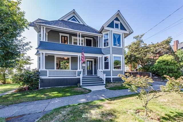 218 Avenue B, Snohomish, WA 98290 (#1827816) :: Pacific Partners @ Greene Realty