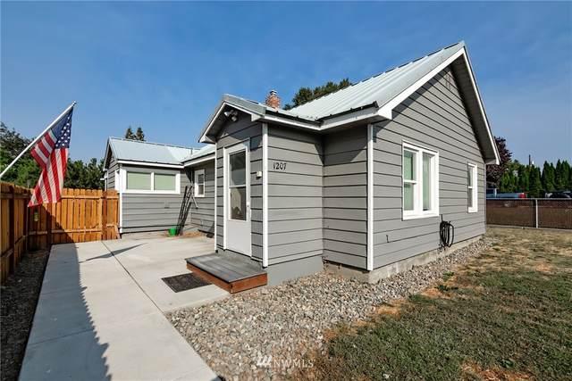 1207 N Okanogan Street, Ellensburg, WA 98926 (#1827925) :: The Snow Group