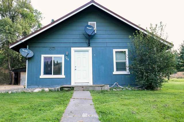 760 Loomis Oroville Road, Tonasket, WA 98855 (MLS #1828020) :: Nick McLean Real Estate Group