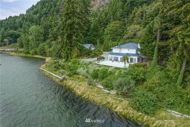 1192 E State Route 4, Cathlamet, WA 98612 (#1828173) :: Pacific Partners @ Greene Realty