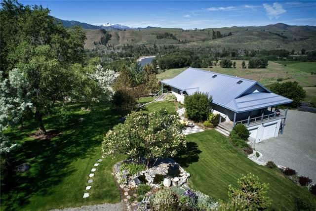 72 Homestead Hills Road, Twisp, WA 98856 (MLS #1828206) :: Nick McLean Real Estate Group