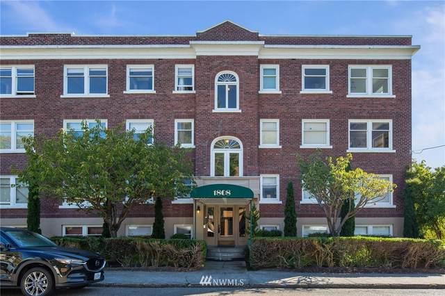 1808 Bigelow Avenue N A401, Seattle, WA 98109 (#1828505) :: Home Realty, Inc